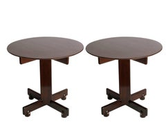 Pair of Alex Side Tables by Sergio Rodrigues