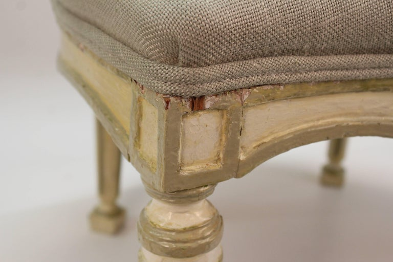 French Directoire Style Bench For Sale 1