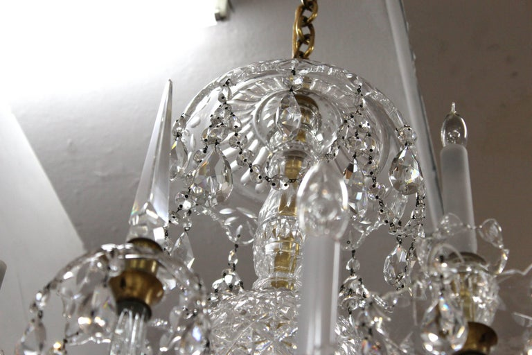 Waterford crystal chandelier at 1stdibs waterford crystal chandelier for sale 3 aloadofball Image collections