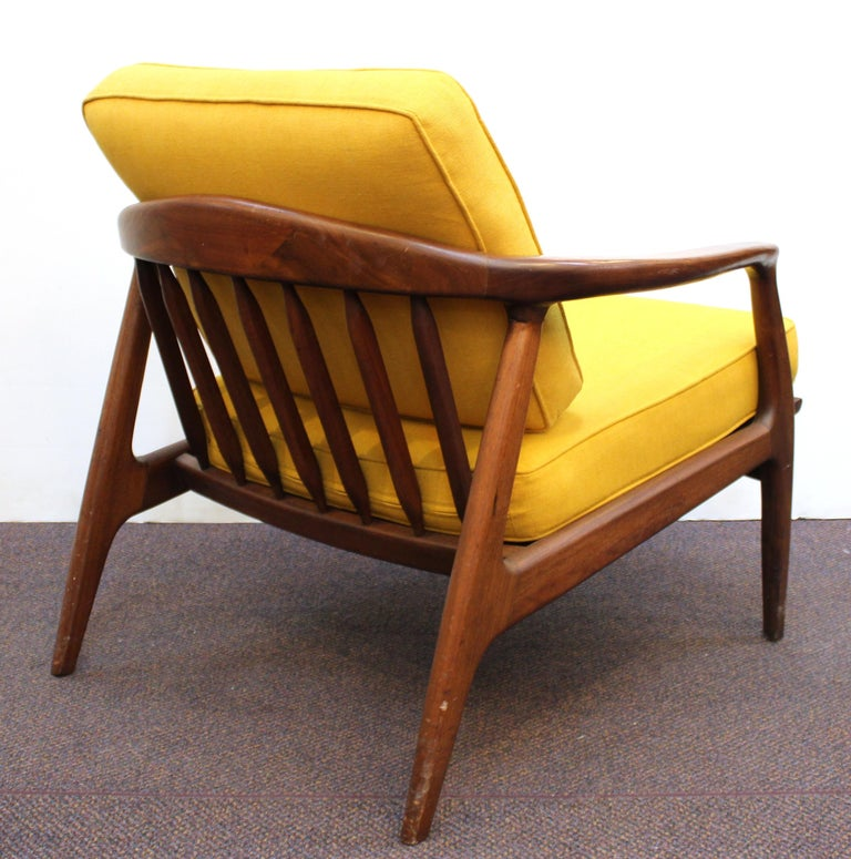 Milo Baughman for Thayer Coggin Mid-Century Modern Lounge Chairs For Sale 1
