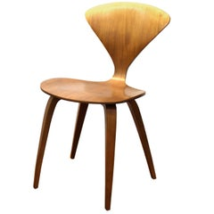 Norman Cherner Midcentury Plycraft Side Chair