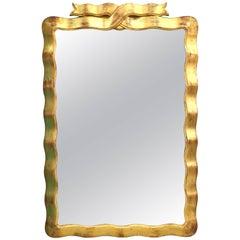 Dorothy Draper Ribbon Wall Mirror