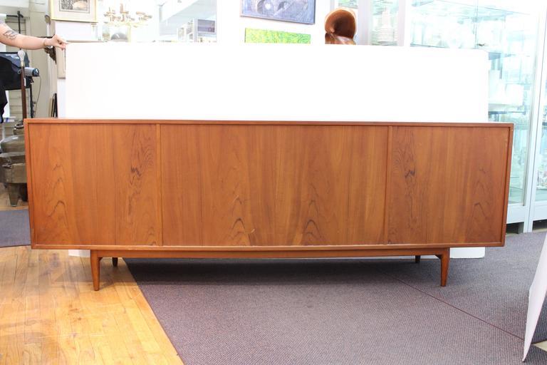 Mid-Century Modern Arne Vodder for Sibast, Credenza For Sale
