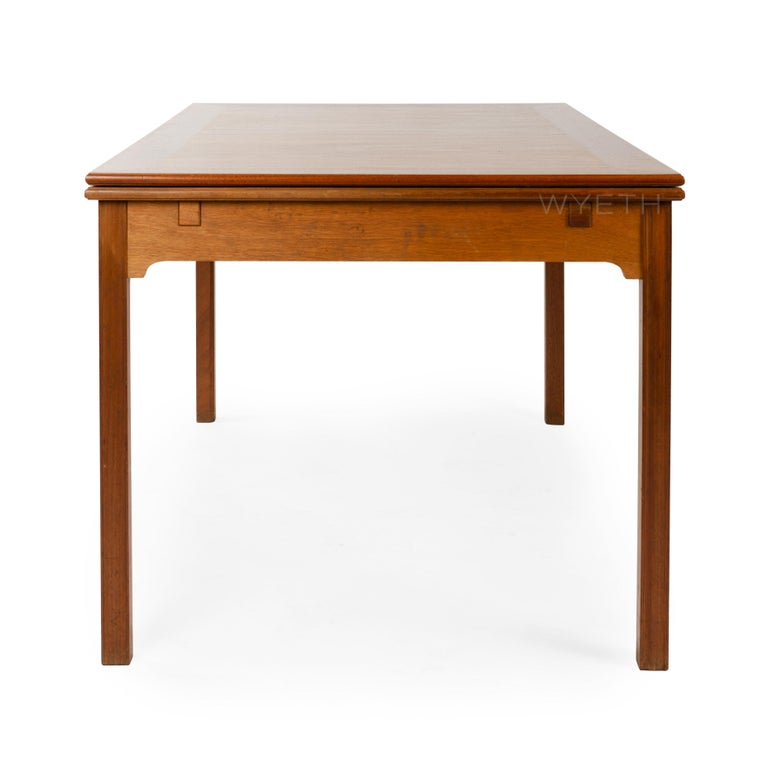 Danish Extending Dining Table For Sale