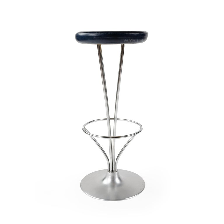 Mid-20th Century Piet Hein Barstool For Sale