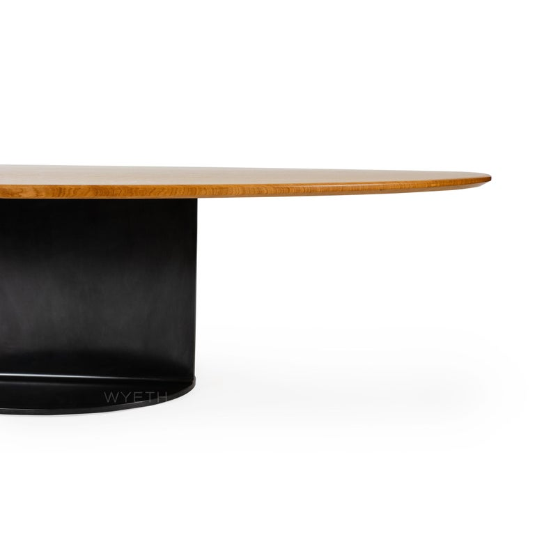 Wood Super Yacht Table For Sale