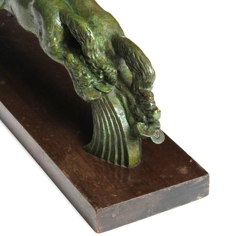 Bronze Sculpture by Ruchot 2