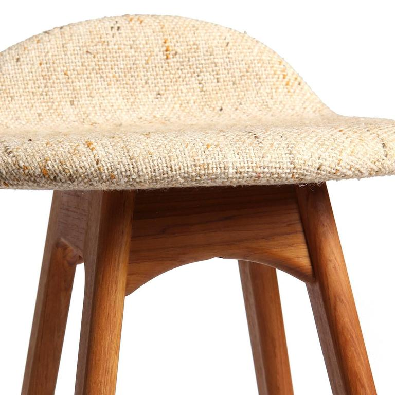 Mid-20th Century Barstool by Erik Buck For Sale