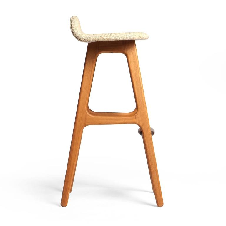 Barstool by Erik Buck In Excellent Condition For Sale In New York, NY