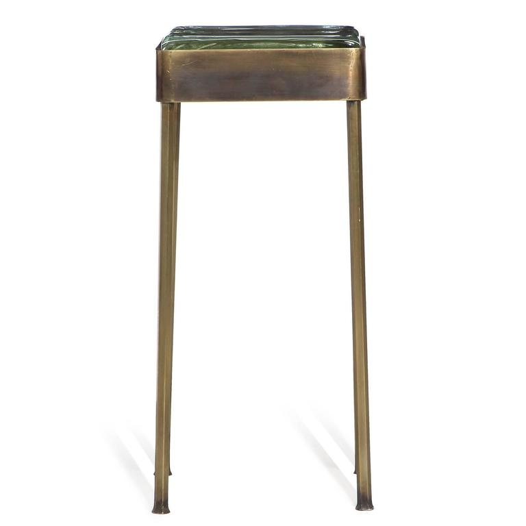 Brass Occasional Table by Wyeth 2