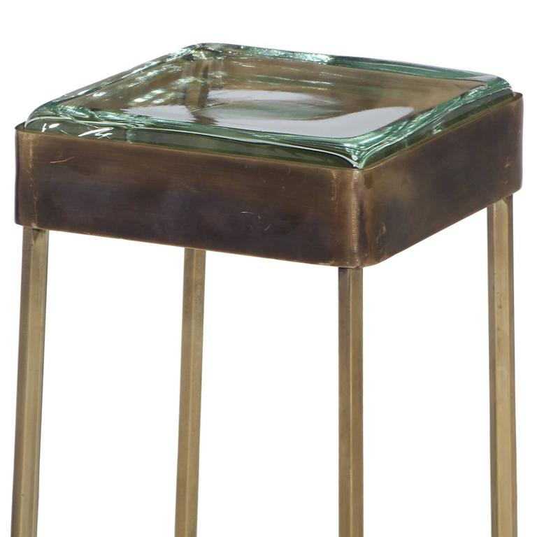 Brass Occasional Table by Wyeth 3