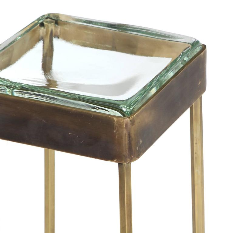 Brass Occasional Table by Wyeth 5