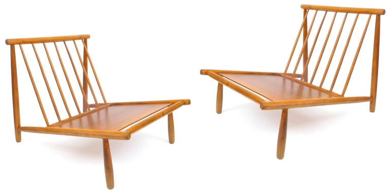 Scandinavian Modern Pair of