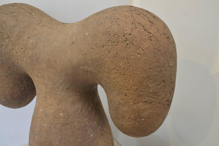 Mid-Century Modern Mid Century Modern Sculpture By Howard Whalen