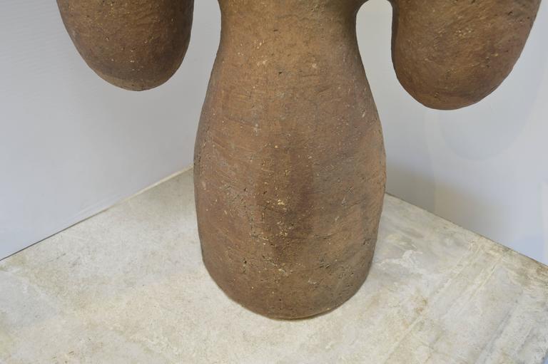 American Mid Century Modern Sculpture By Howard Whalen