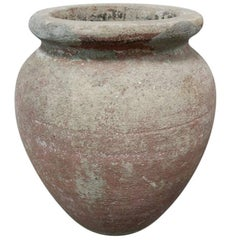 Cement Vase Style Planter
