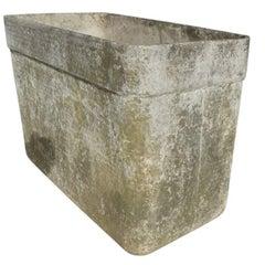 1960s European Cement Planters