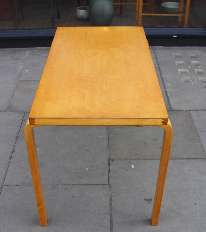 Mid-20th Century Alvar Aalto Table 81B For Sale