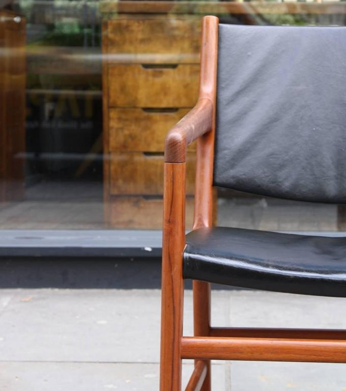 Hans Wegner Armchair JH507 In Good Condition For Sale In London, GB