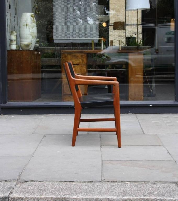 Mid-20th Century Hans Wegner Armchair JH507 For Sale