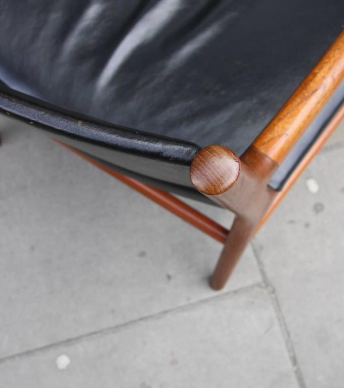 Hans Wegner Armchair JH507 For Sale 1
