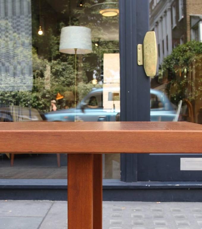 Carl-Gustaf Hiort af Ornäs 'Näyttely Junior' Extendable Dining Table 2