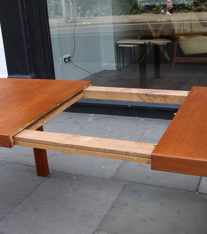 Carl-Gustaf Hiort af Ornäs 'Näyttely Junior' Extendable Dining Table 1