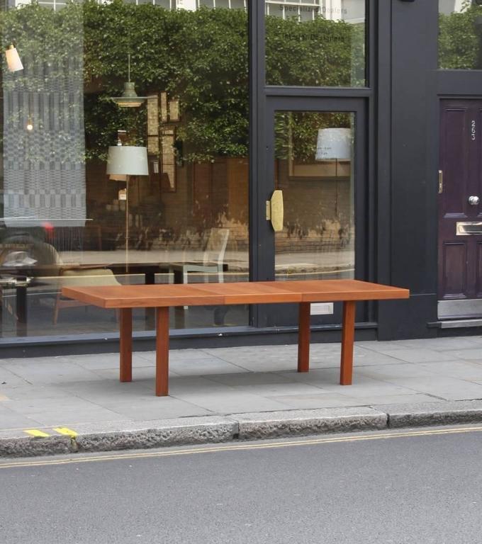 Carl-Gustaf Hiort af Ornäs 'Näyttely Junior' Extendable Dining Table 3