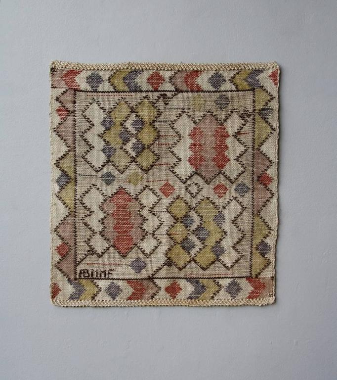 Mid-20th Century Barbro Nilsson, Marta Maas-Fjetterström Swedish Textile For Sale