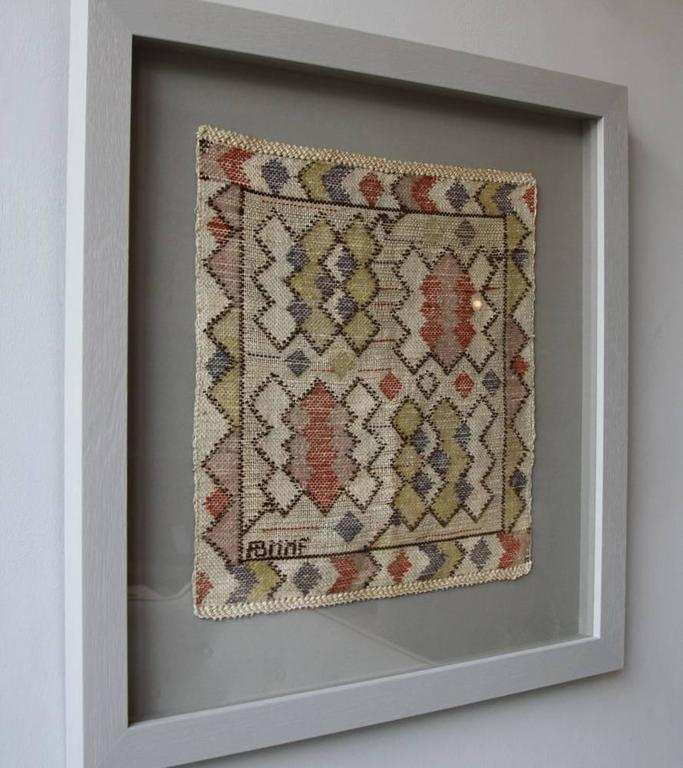 Mid-Century Modern Barbro Nilsson, Marta Maas-Fjetterström Swedish Textile For Sale