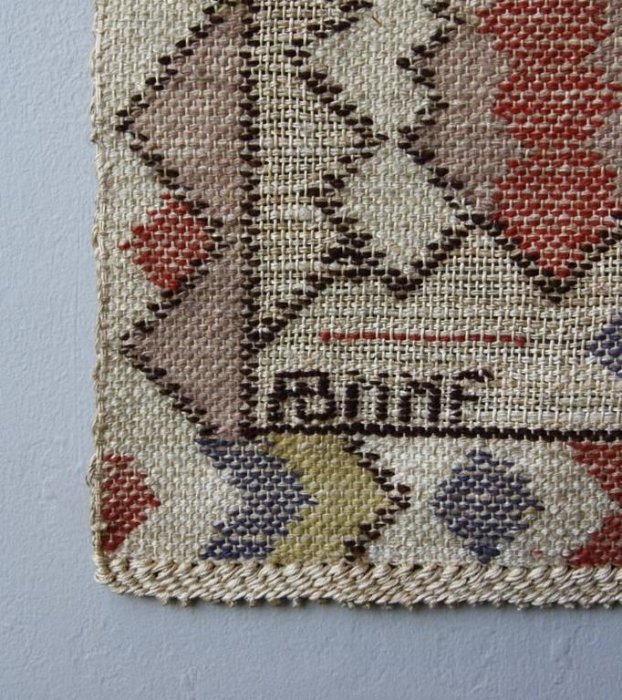 Barbro Nilsson, Marta Maas-Fjetterström Swedish Textile For Sale 1