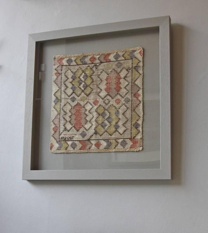 Barbro Nilsson, Marta Maas-Fjetterström Swedish Textile For Sale 4