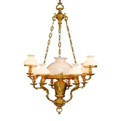 19th Century Louis XV-Style Chandelier
