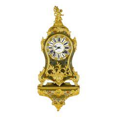 Louis XV Boulle Bracket Clock