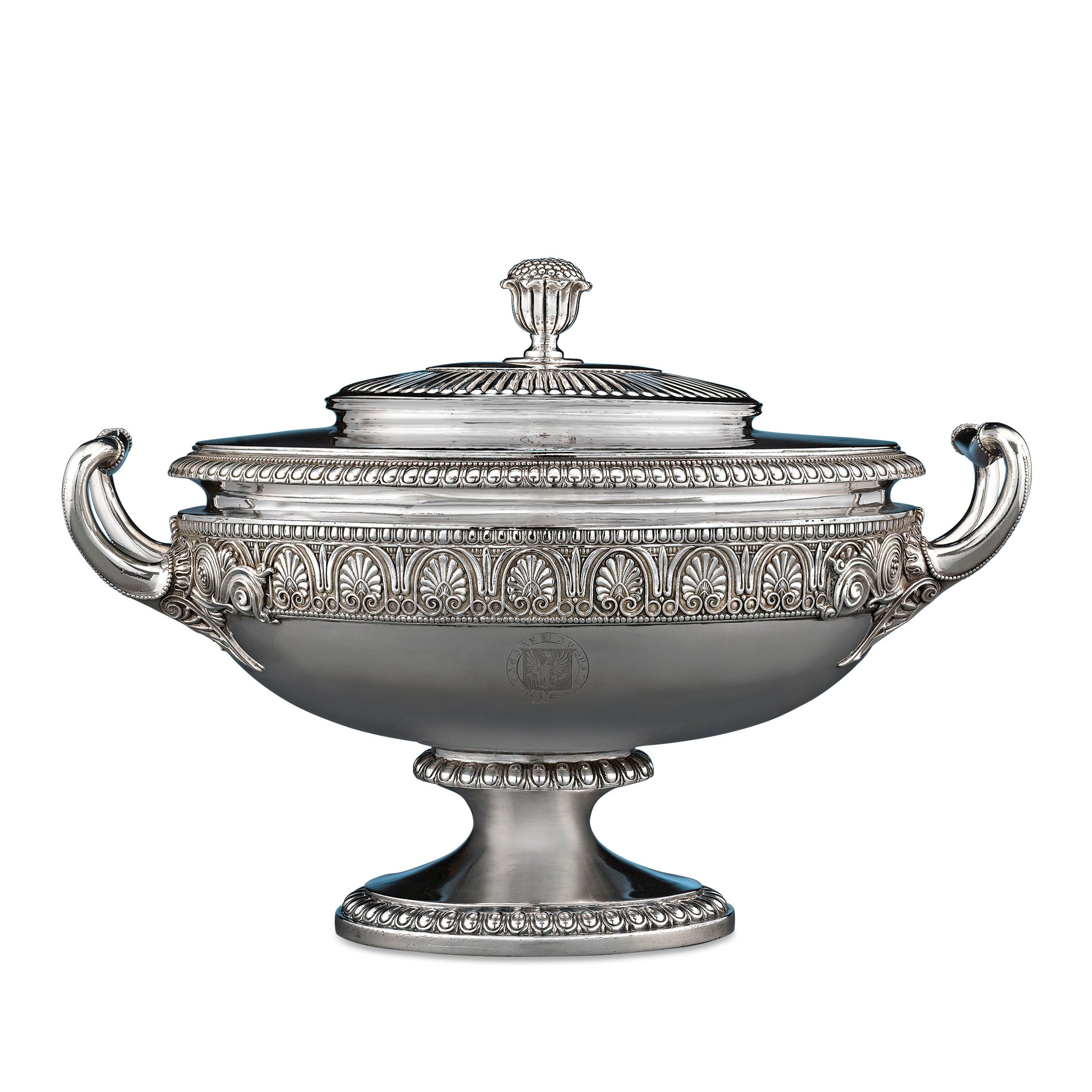 George IV Silver Tureen by Paul Storr