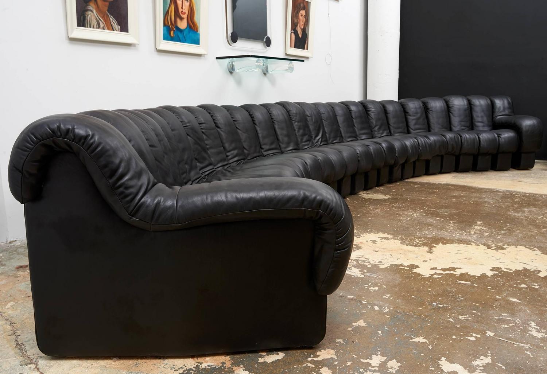 De Sede Ds 600 Non Stop Sofa From The Original Hunger
