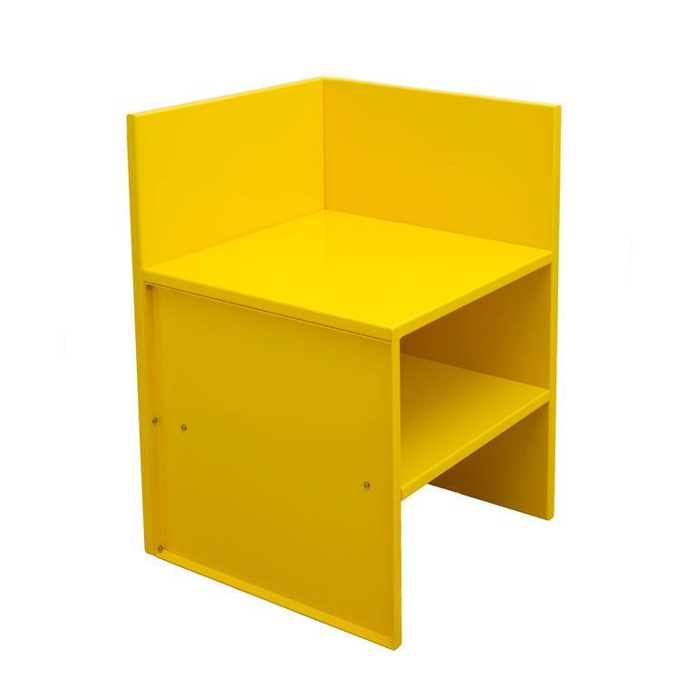 Corner Chair by Donald Judd