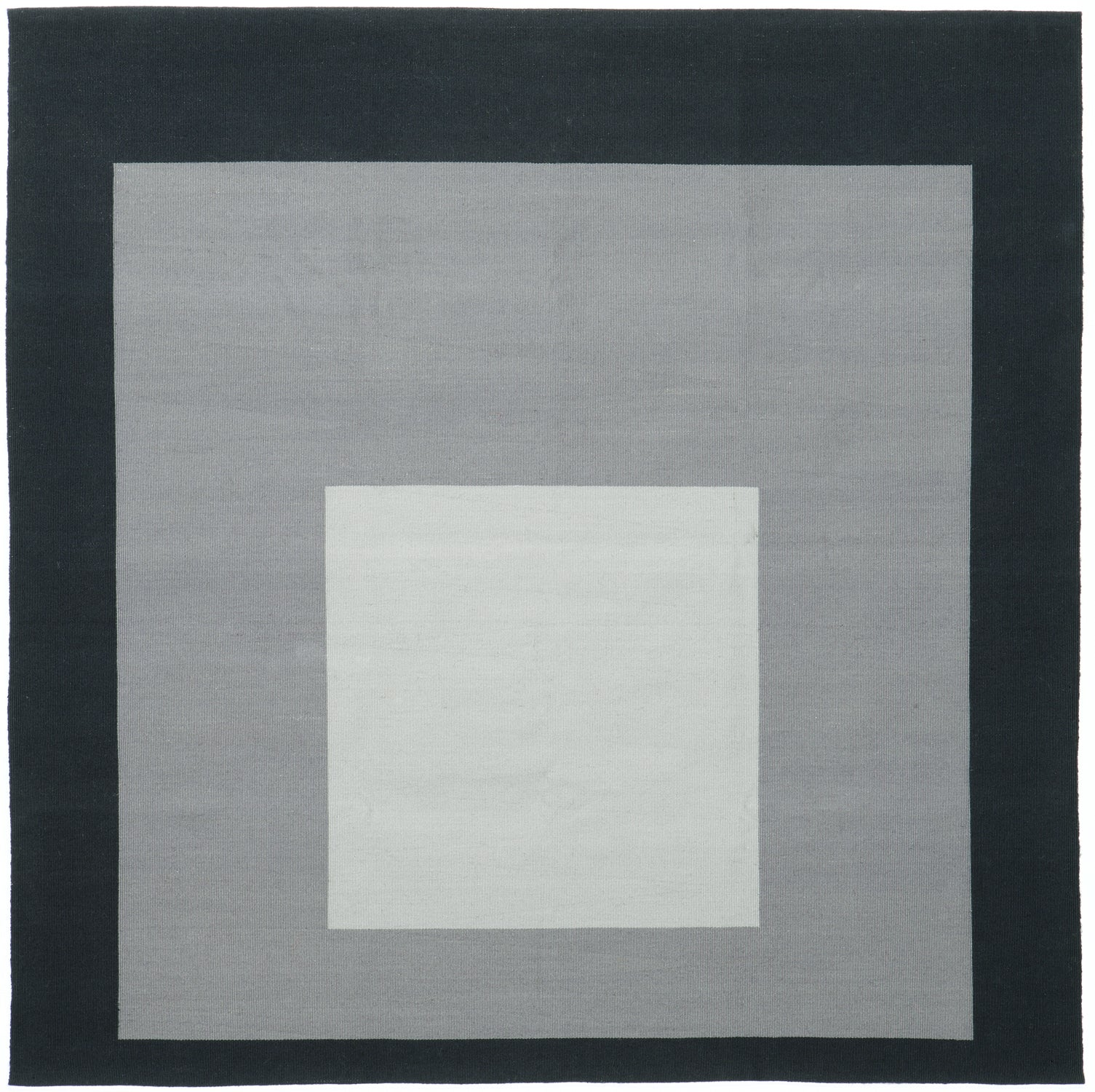 Homage to the Square Study (Tapestry) by Josef Albers