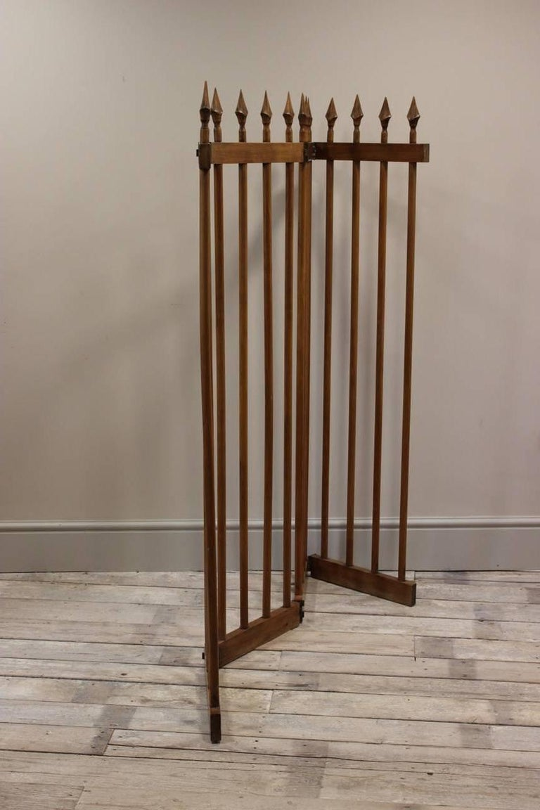 French 19th Century Folding Screen In Excellent Condition For Sale In Gloucestershire, GB