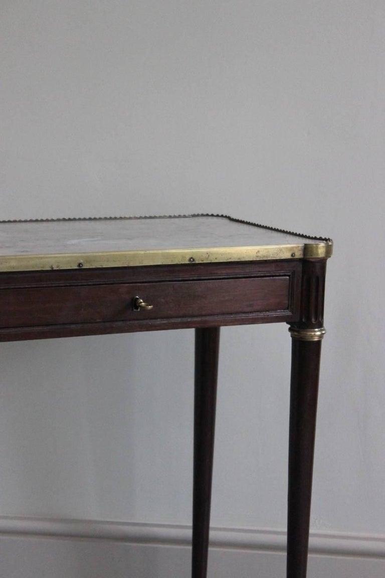 Small louis xvi mahogany lamp table at 1stdibs small louis xvi mahogany lamp table 3 geotapseo Gallery