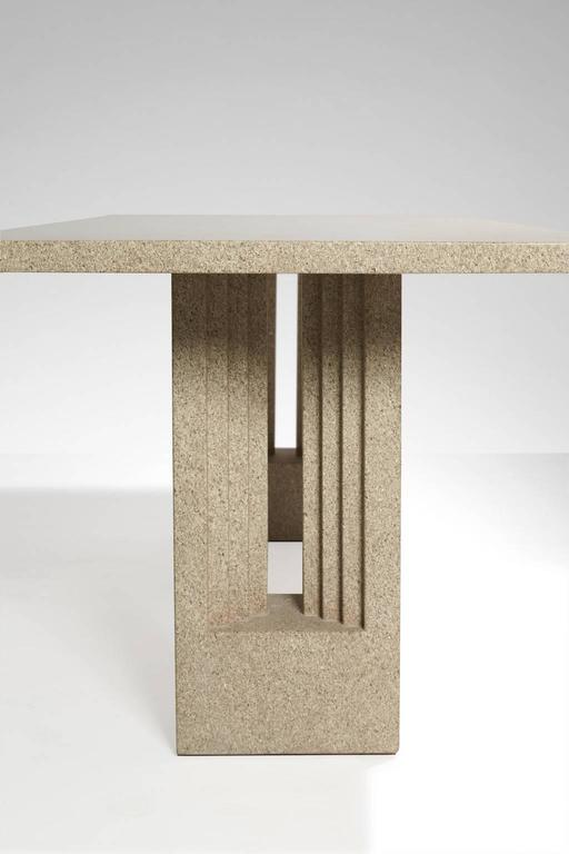 Italian Delfi Table by Carlo Scarpa, 1969 For Sale