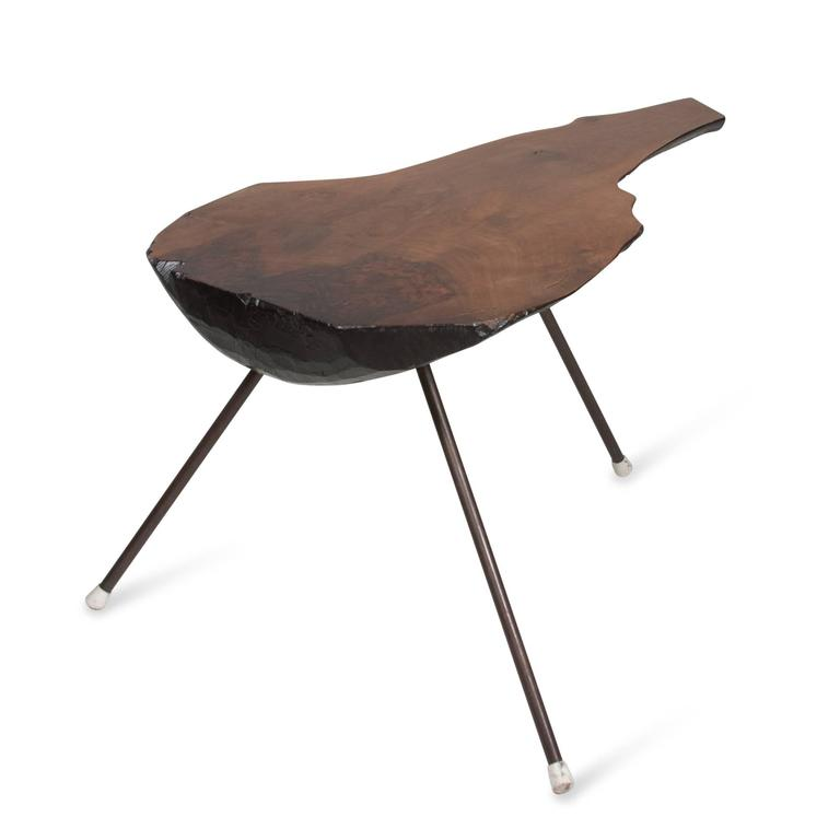 Tree Trunk Table By Carl Aubock For Sale At 1stdibs