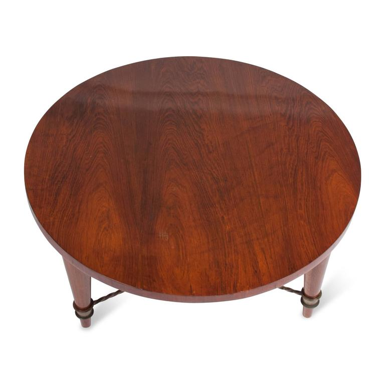 Palissandre Coffee Table by Jean Royere For Sale at 1stdibs -> Table Tele Palissandre