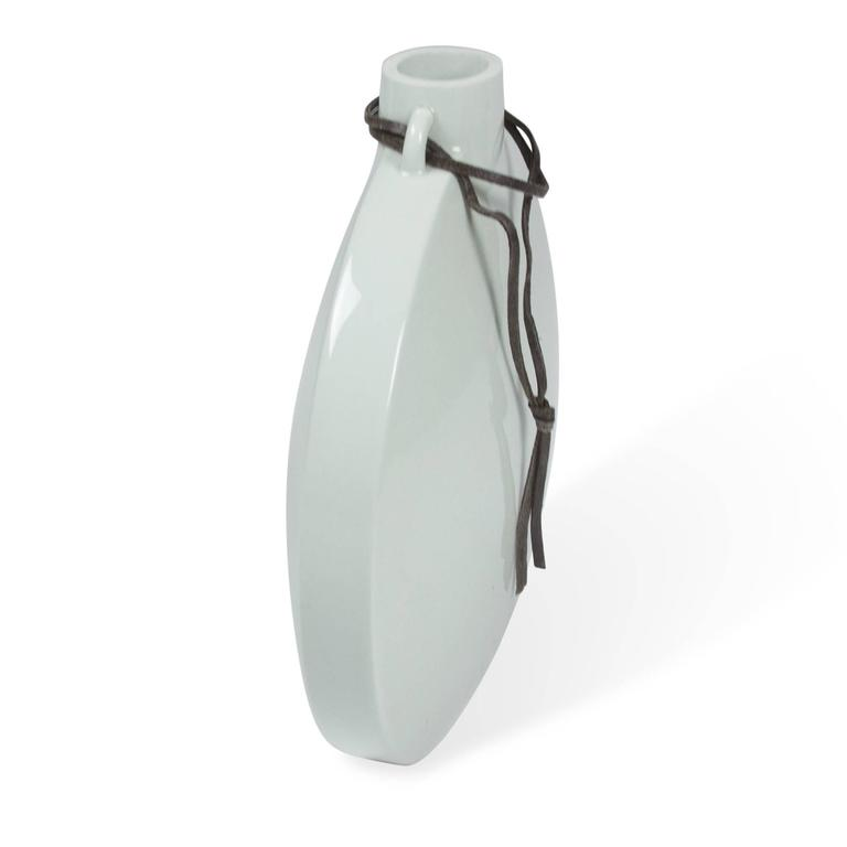 Porcelain Flask by KPM 6