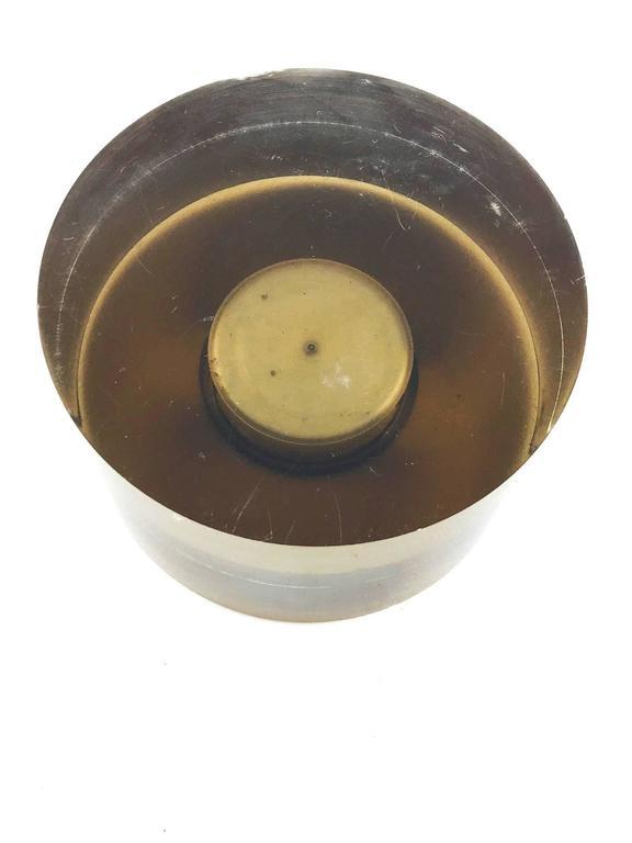 Italian 1970 Resin Lighter For Sale