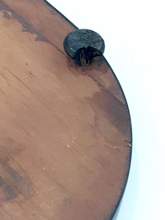 Brazilian Amethyst Stone Sculpture in His Globe De Mariée For Sale
