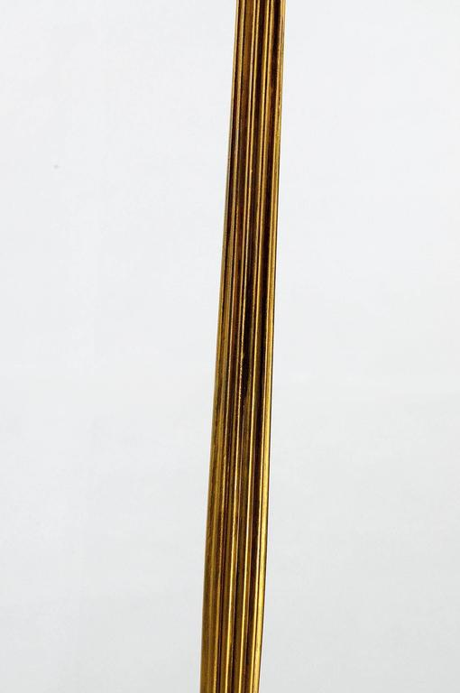 1950 Art Deco Beethoven Floor Lamp In Good Condition For Sale In Auribeau sur Siagne, FR