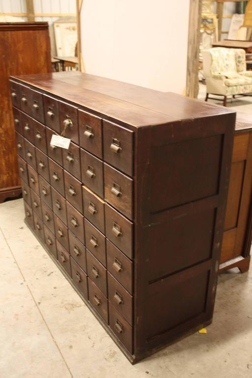 Vintage File Cabinet Drawer Pulls