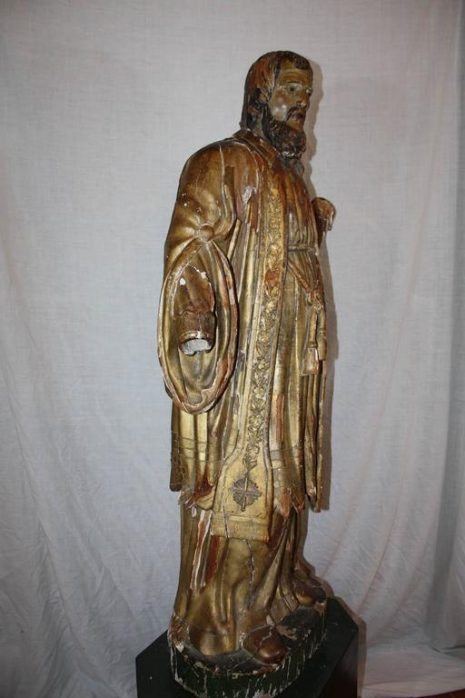 Th century french religious carving for sale at stdibs