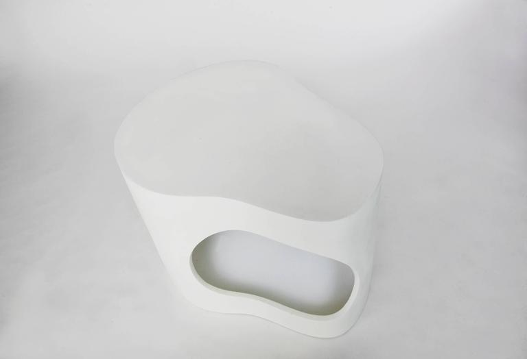Contemporary Pair of Cloud Side Tables by Jacques Jarrige, 2015 For Sale